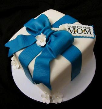 A Sweet Inspiration cake