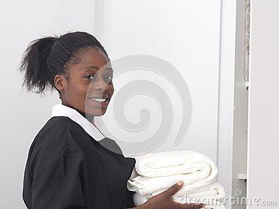house maid dreamstime
