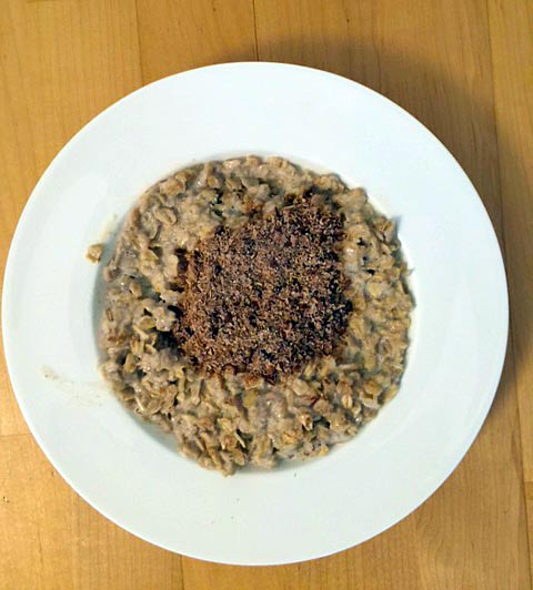 Oats with Linseed and Wheat bran