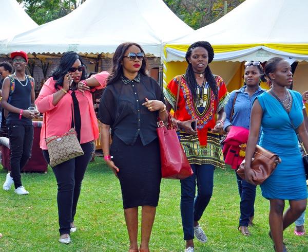 Photos My Day At The Nairobi Fashion Market Mummy Tales