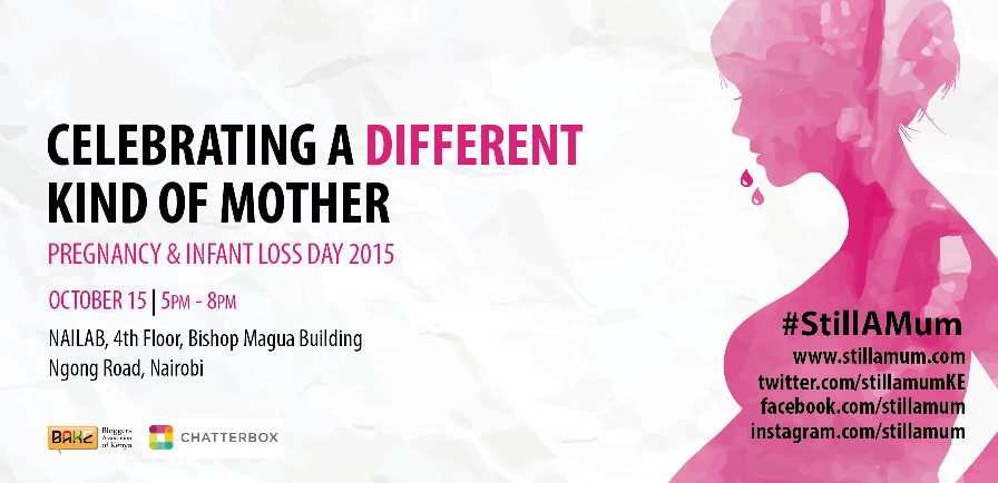 Event: Pregnancy and Infant Loss Day in Kenya #StillaMum ...