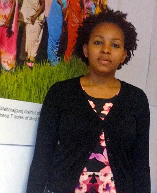 Guest writer Ann Wanjiku