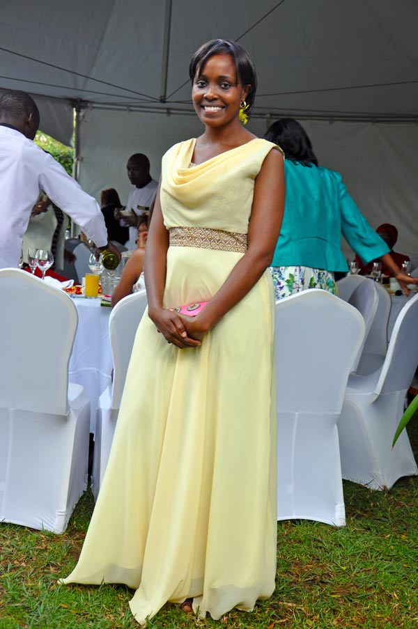 Ms. Charity Muthoni.