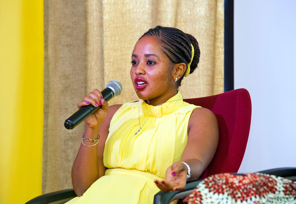 Sharing personal experiences during the endometriosis awareness forum is key to helping more people understand the effects of the condition on a woman's life.