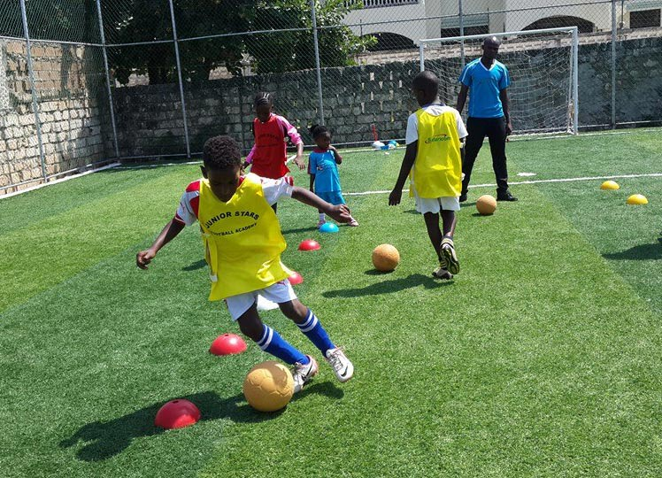 Photo: Junior Stars Football Academy, Mombasa