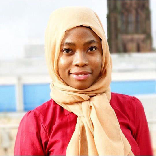 Haneefah Adam, creator of Hijarbie.