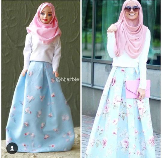 Hijarbie_Pastel_Floral