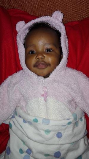 Baby Maya :)