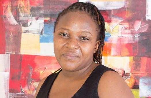 Jane Minoo, a preeclampsia survivor.