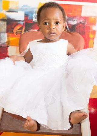 Baby Sabrina Akinyi.