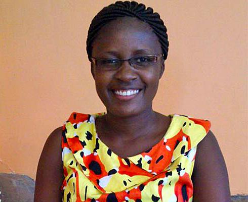 Editah Hadassah Trip, founder of Waiting Wombs Trust (Kenya)