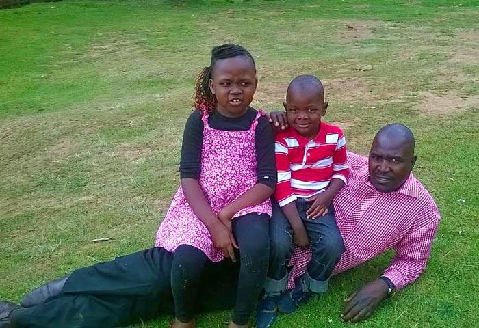 Vellah's family