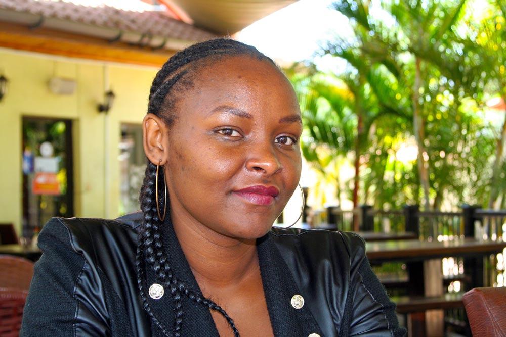 Winfred Mbathe.