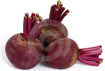 Beetroots.