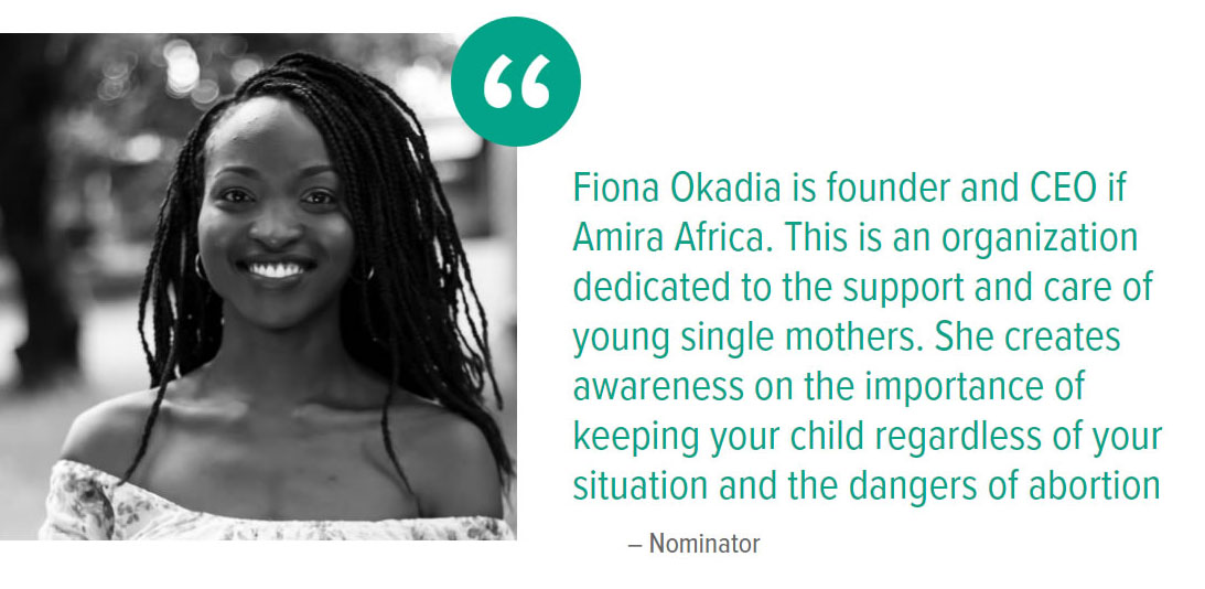 Fiona is a 120 under 40 nominee. Click on image for more information.